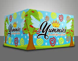 #26 for Snacks Box Packaging Design by wilsonomarochoa