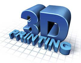 #3 untuk Need a logo for a 3D Printing company that distributes filament. Company name is 3DPlastix. I would like for it to be colorful using pastels but not like a rainbow, similar to new iOS icon colors. Logo to be used on website and packaging. oleh hridoyghf