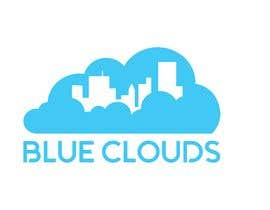 "#31 для Design a logo for a company named ""Blue Clouds"". The company is for construction, trade, services ... Be creative ! від gbeke"