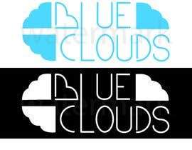"Nro 21 kilpailuun Design a logo for a company named ""Blue Clouds"". The company is for construction, trade, services ... Be creative ! käyttäjältä adrianegarza"