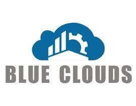 "#2 for Design a logo for a company named ""Blue Clouds"". The company is for construction, trade, services ... Be creative ! by sandy4990"
