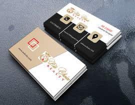 Nro 9 kilpailuun Build me a business card käyttäjältä zahid1999