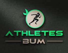 #4 for Need a logo created for a brand called ATHLETES BUM by atiqurrahmanm25