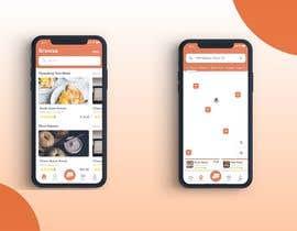 nº 31 pour Design a Delivery App similar to UberEATS par Rohit1521