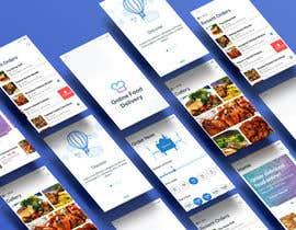 nº 6 pour Design a Delivery App similar to UberEATS par kaziomee