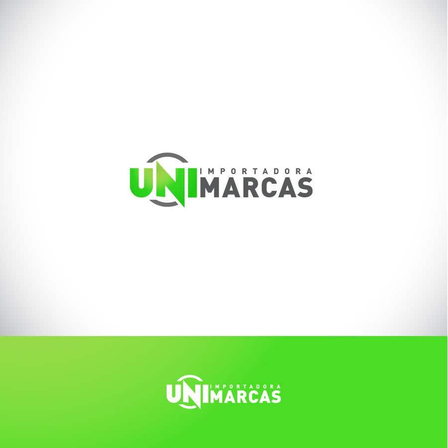 """a5febe4d7 Contest Entry  102 for IDENTIDAD GRÁFICA """"Importadora Unimarcas"""""""