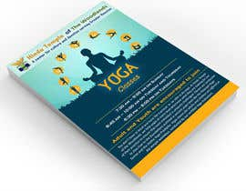 #51 for Yoga Classes Flyer by SaifulSk