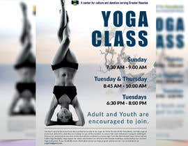#66 for Yoga Classes Flyer by raciumihaela