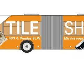 #69 for Tile Shoppe Bus Wrap af manfredslot