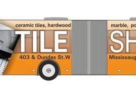 #106 for Tile Shoppe Bus Wrap af manfredslot