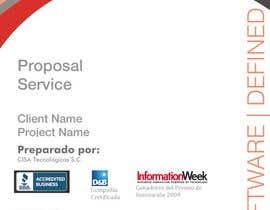 wennypus8210 tarafından Design some Stationery for Corporate business proposals için no 7