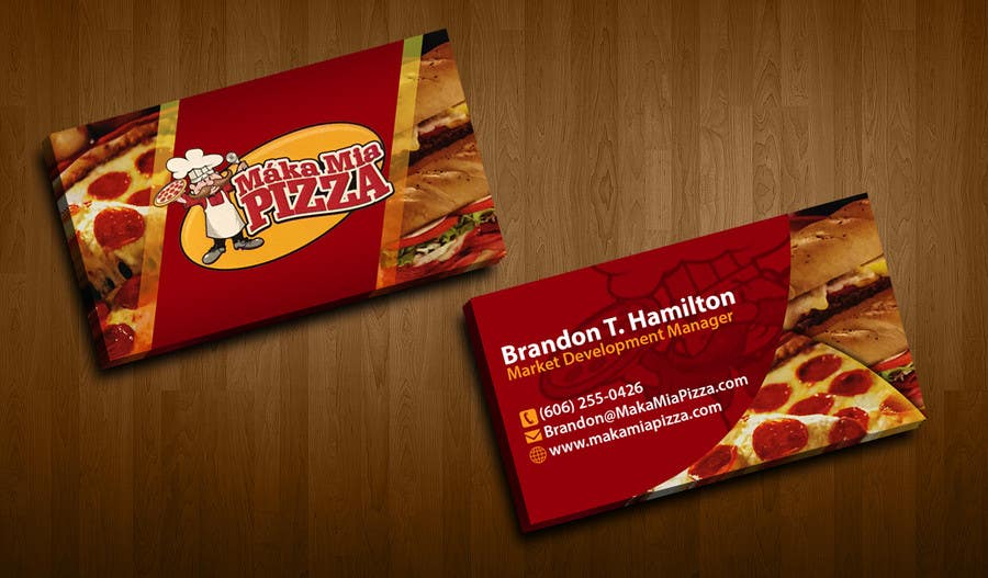 entry  34 by acelobos9 for design some business cards for