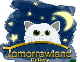 #151 para Cattery Logo Design por Javiian16