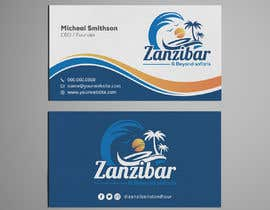 #2 untuk Design some Business Cards oleh Cyhtra