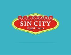 vinayakpadkil tarafından Design a Logo for 'Sin City Night Tours' için no 14