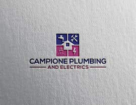 #19 for Logo for my business Campione Plumbing and electrics af saifulislam023