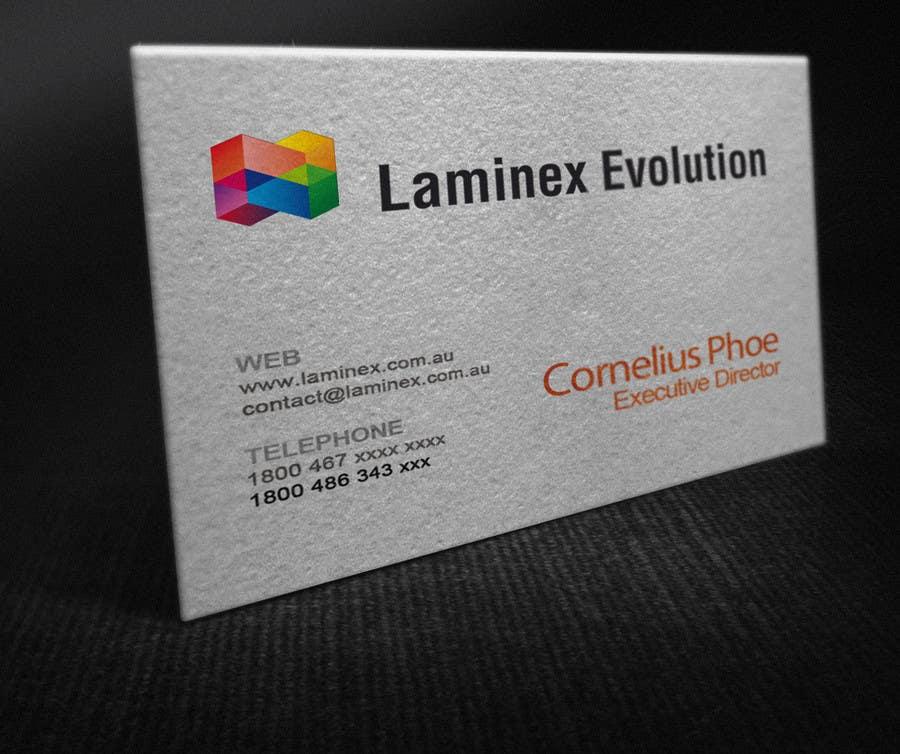 Proposition n°                                        56                                      du concours                                         Logo Design for Laminex
