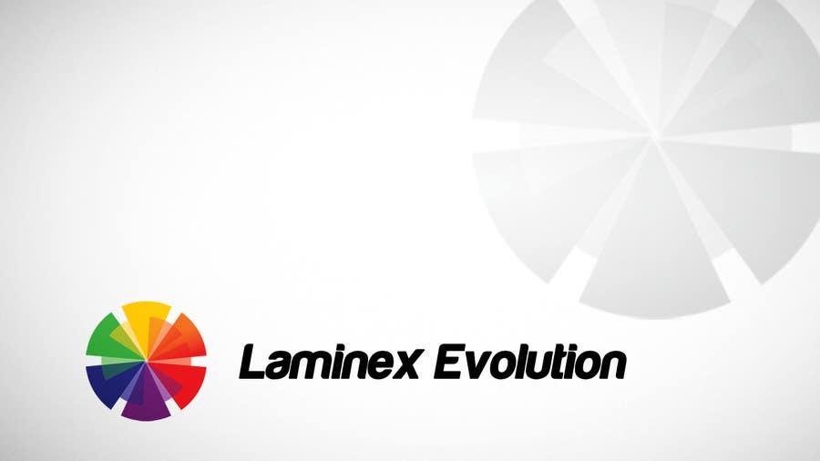 Proposition n°                                        20                                      du concours                                         Logo Design for Laminex
