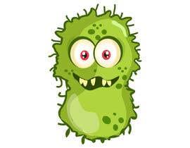 #31 para Design a simple bacteria for an android game por pratikshakawle17