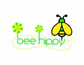#73 for Design a Logo - Bee Hippy / Diseñar un logotipo by samuel2066