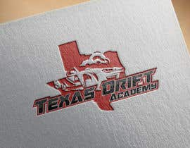 #8 for Design a logo for Texas Drift Academy by powerice59