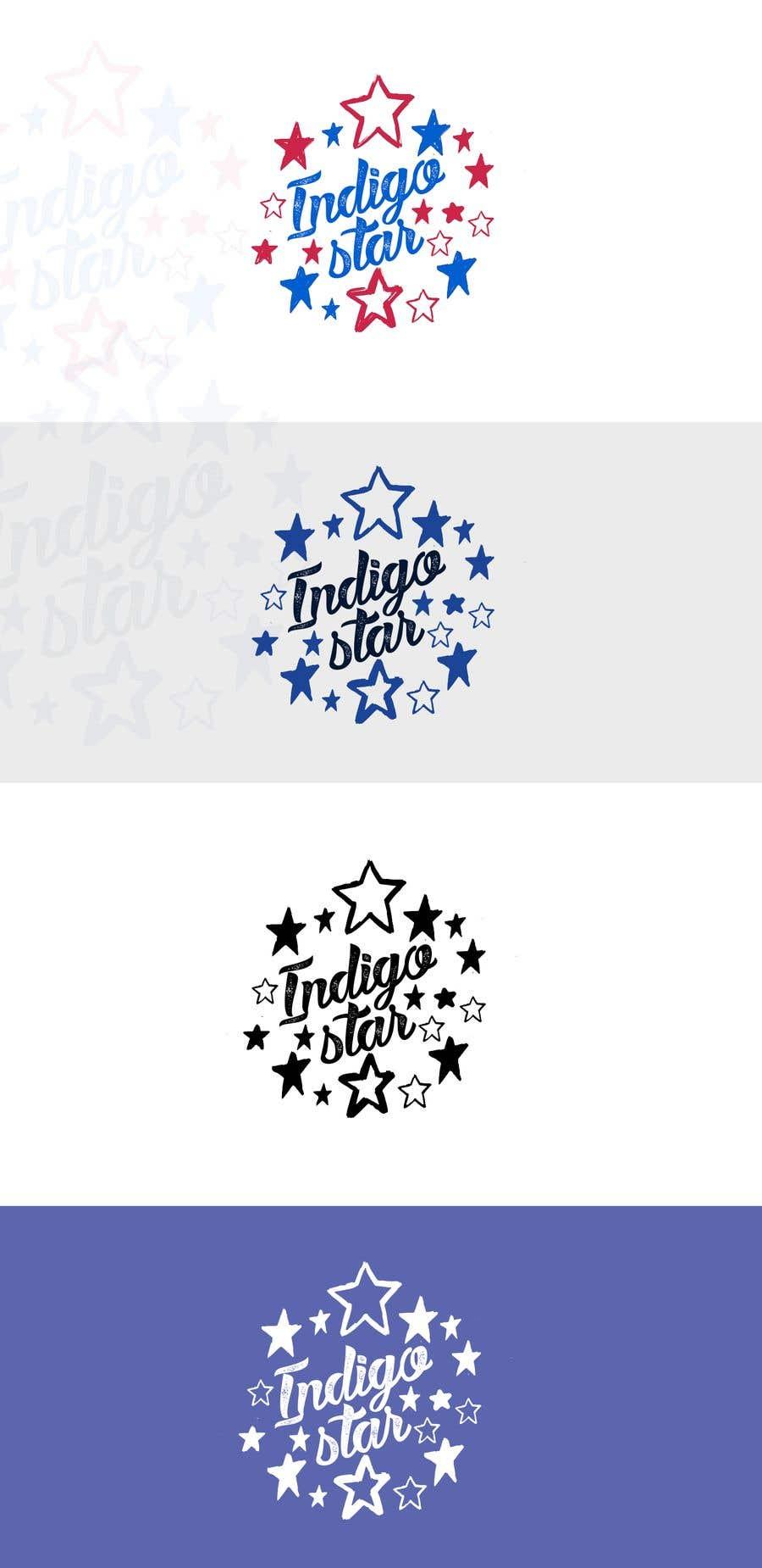 Penyertaan Peraduan #106 untuk Design a Logo for Indigo Star - handmade jewellery