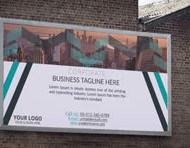 #5 for Bill board design for a digital marketing agency by kaziomee