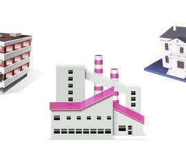#6 untuk 50 isometric building designs for iPhone/Android city building game oleh Adams221