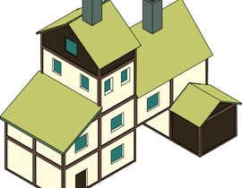 #13 untuk 50 isometric building designs for iPhone/Android city building game oleh Graphopolis