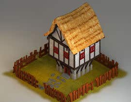 #11 untuk 50 isometric building designs for iPhone/Android city building game oleh archmarko