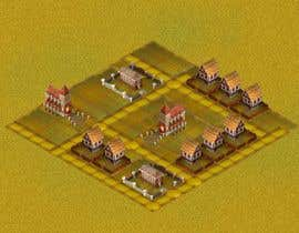 archmarko tarafından 50 isometric building designs for iPhone/Android city building game için no 20