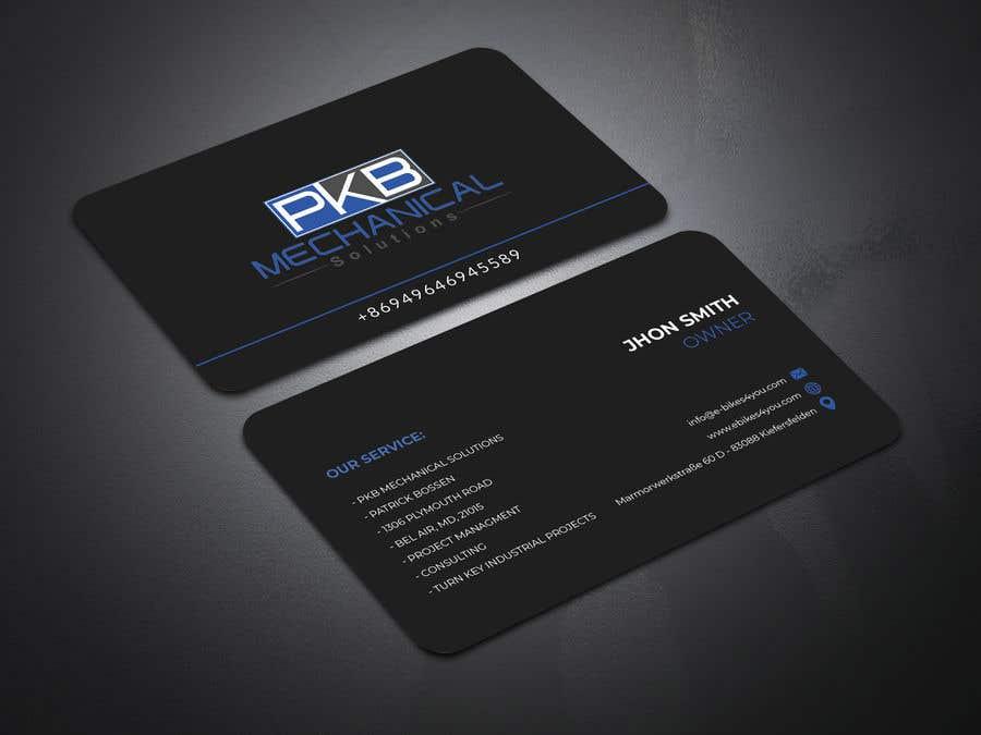 Entry 23 by jannatulferdous8 for design some business card d contest entry 23 for design some business card d colourmoves