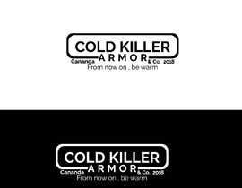 #14 para COLD KILLER ARMOR & Co. por bijoydev