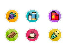 nº 162 pour Icons for a Browser Game par nenoostar2