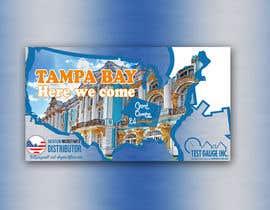#45 per Banner for Florida da Designerkawsar