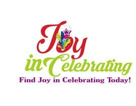 #77 for Design a Logo - Joy In Celebrating by aminnaem13