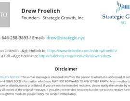 #2 para Email Signature Design de Dineshaps