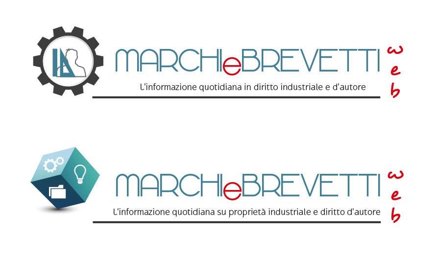 Penyertaan Peraduan #                                        58                                      untuk                                         Restyling logo Marchi e Brevetti web