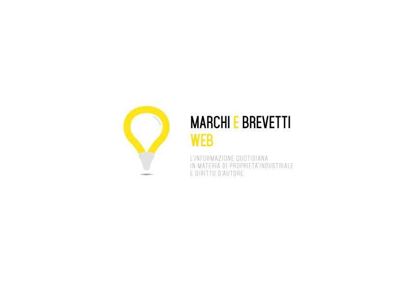 Penyertaan Peraduan #                                        44                                      untuk                                         Restyling logo Marchi e Brevetti web