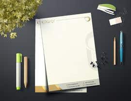 #29 for Design company letterhead by sdgraphic18