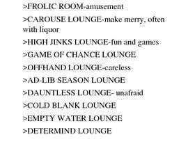 #51 для Help us name our Gaming Lounge від justKind