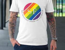 #44 for Design A T-shirt for our LGBT tennis team! af soikot08