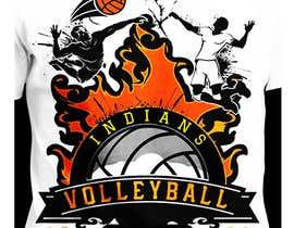 nº 4 pour Volleyball par niteshdwivedi