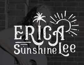 Nro 7 kilpailuun BEST LOGO for Country Artist Erica Sunshine Lee käyttäjältä mozala84