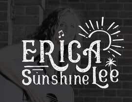 Nro 8 kilpailuun BEST LOGO for Country Artist Erica Sunshine Lee käyttäjältä mozala84