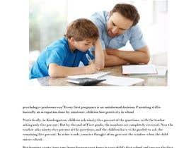 #21 para Article for School Students por SamadaSkiner