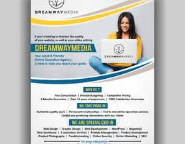 #30 for Advertisment banner for dreamway media by Shrey0017