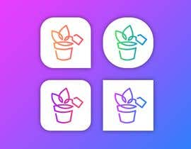 Nro 68 kilpailuun Design an icon for a mobile app käyttäjältä elkmare