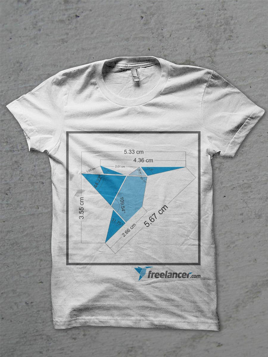 T-shirt Design Contest for Freelancer.com 콘테스트 응모작 #4003
