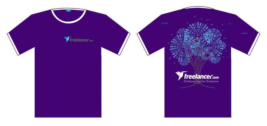 Contest Entry #                                        4778                                      for                                         T-shirt Design Contest for Freelancer.com